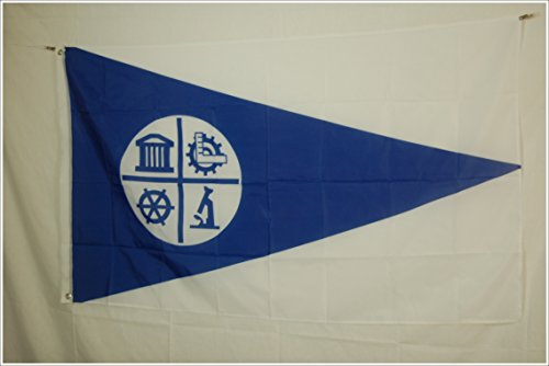 Apedes Minneapolis City Garage Hangar Basement Flag 3x5 ()