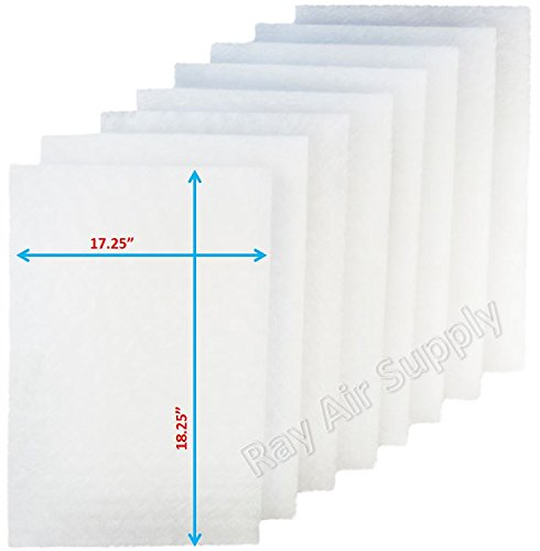 """Totaline CG1000 1"""" Air Cleaner Replacement Filter Pads 20x20 Refills (4 Pack)"""