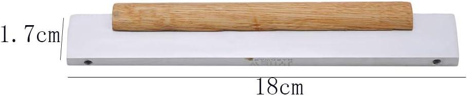 Weisin Boutons de tiroir de Porte en Bois poign/ées mat/ériel de Meubles de Placard darmoire,Noir 96mm