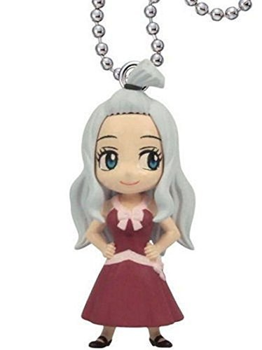 "Price comparison product image Takara TOMY Fairytail Keychain Approx. 2"" Part 4- Mirajane Strauss"