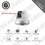 Samsung SNH-V6410PN SmartCam Pan/Tilt Full HD 1080p Wi-Fi IP Camera Triple Pack