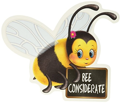 (Message Bees (backside blank for personalization)    (10/Pkg))