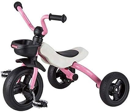 JINHH Triciclo para Niños, Cochecito para Niños De 3-6 Años del Niño De La Compra 53cm Portátil Rueda De Bicicleta De La Familia