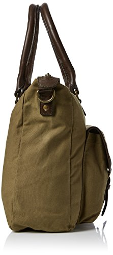Timberland Tb0m5420, Sacs à Main Homme, Olive (Forest Night), 12x33x41 cm EU
