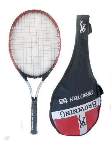 Browning Carbo Tech Ti 25 - Raqueta de tenis para niño ...