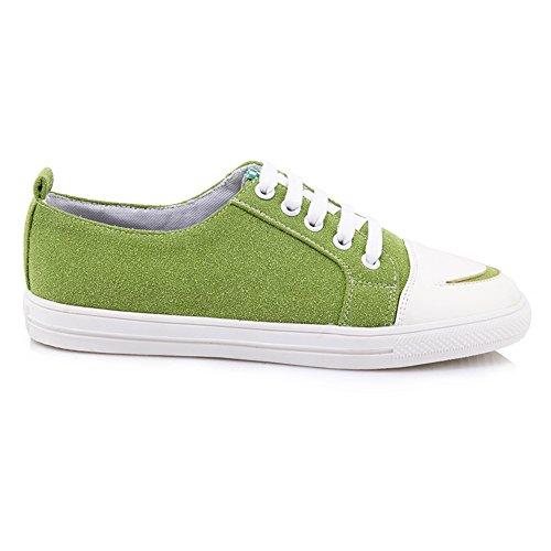 Mujer Primavera RAZAMAZA Green Skateboard Zapatos Ud0wdpxq