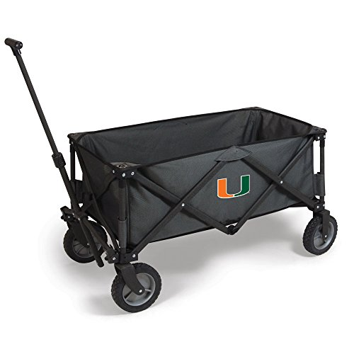 NCAA Miami Hurricanes Adventure Wagon by PICNIC TIME