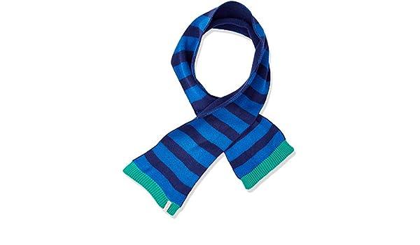Esprit Kids Rp9001207 Knit Scarf Bufanda para Beb/és Talla del Fabricante: 1SIZE Bright Blue 442 Azul /única