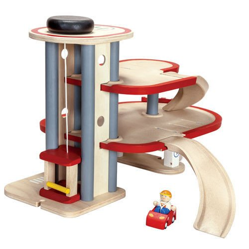 Plan Toys Parking Garage