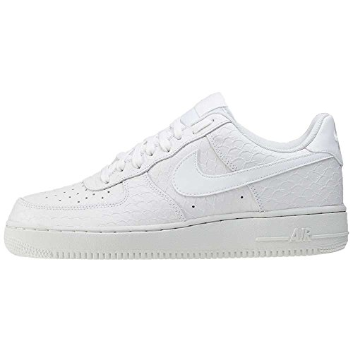 White Nike Sneakers '07 1 Force summit Lv8 Air Homme White summit Basses Blanc white 6Br6Pwqa