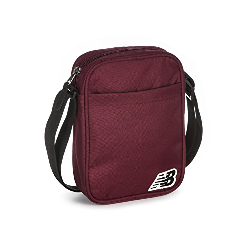Uomo Cross Bag Body Rosso Balance Red City New qCxFEWt