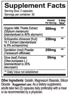 OR Supplements CHEMRegen, 60 Capsules