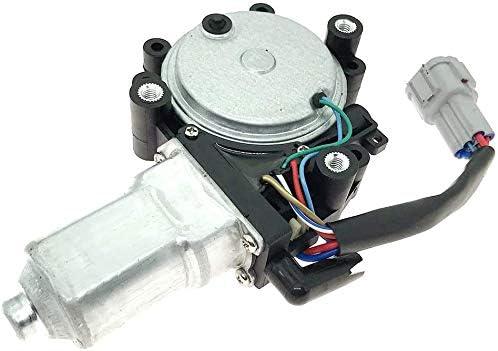 Gorgeri Power Window Motor Front Left Driver Side Window Control Motor Fits for 2004-2015 80731-9FJ0A