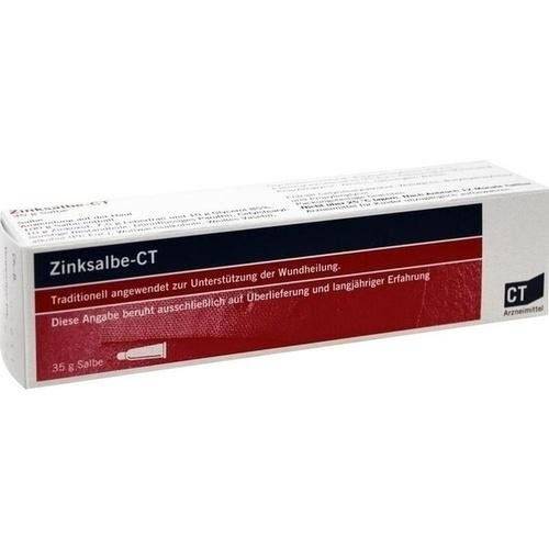 ZINKSALBE - CT 35g 3489823