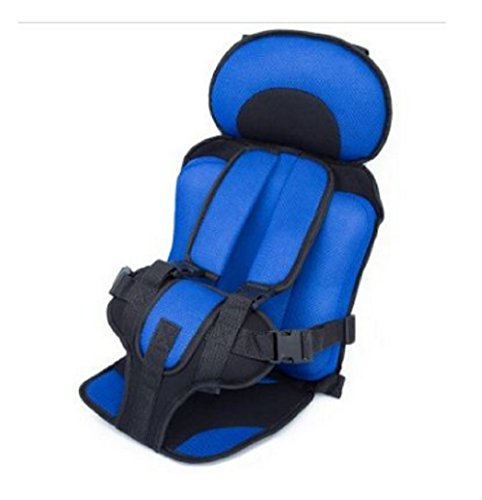 [Blue Baby Car Safety Seat (Deep blue)] (Gene Simmons Costumes History)
