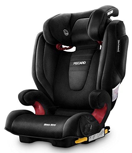 RECARO Monza Nova 2 Seatfix Autositz Gruppe 2/3 (15-36 kg), black