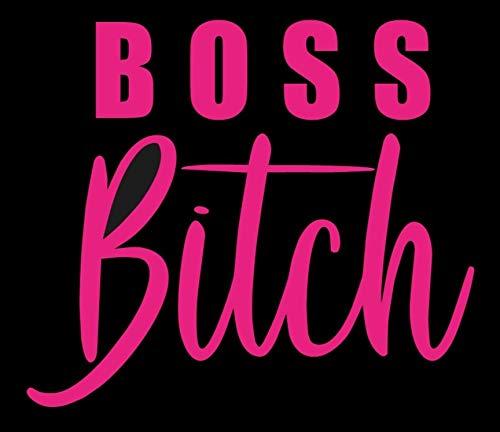 SixtyTwo24 Boss Bitch Sticker - 5