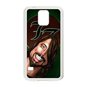 Samsung Galaxy S5 Cell Phone Case White Dave Grohl Foo Fighters mhgs