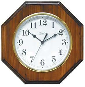 Elgin Wall Clock Home Kitchen