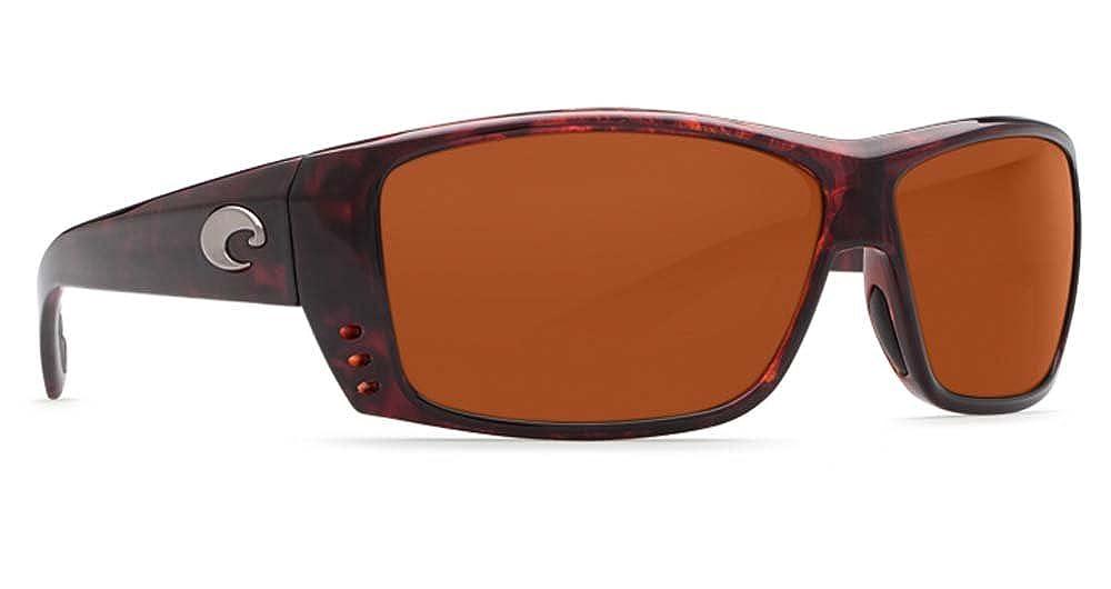 Sunglasses Costa Del Mar CAT/_CAY AT 10 OCP TORTOISE COPPER 580Plastic