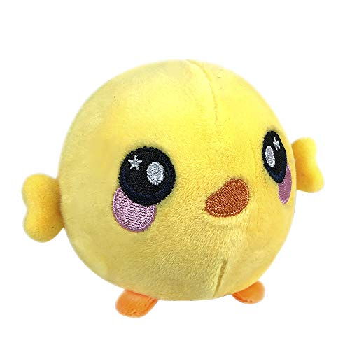 Squeezamals Slow Rising Soft Toy, Squishie, Squeezy and Scented Plush Animals (Variety of Styles - Styles Picked at Random) by Squeezamals (Image #6)