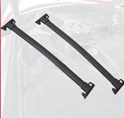08 09 10 11 12 Ford Escape Roof Rack Cross Bars Set Bolt-On OEM Factory Style OE Pair