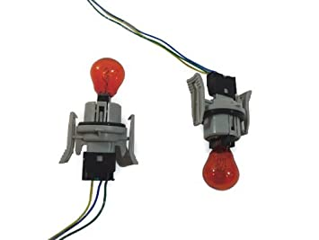 amazon com cpw tm combo angel headlight corner signal socket rh amazon com Us 3 Prong Plug Wiring Outlet Wiring