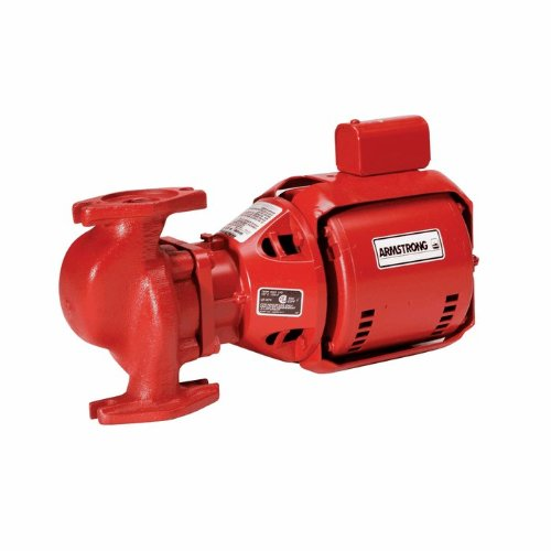 (Armstrong Pumps Pump, Centrifugal, Bronze Fitted Construction, 28 GPM Max, 1/12HP, no Flanges)