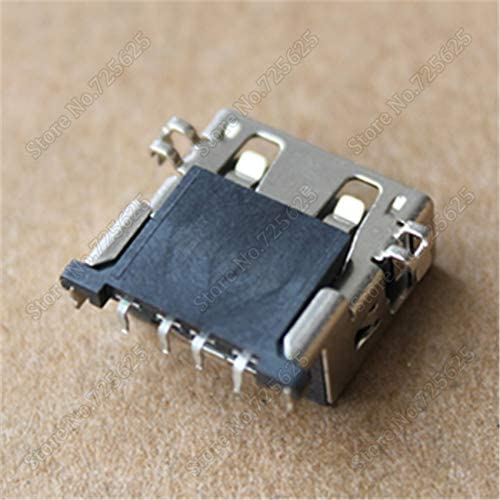 Cable Length: Other Computer Cables USB Jack Connectors for Acer Aspire 4743 4750 4752 4755 4743G 4750G 4752G 4755G USB 2.0 Port Socket