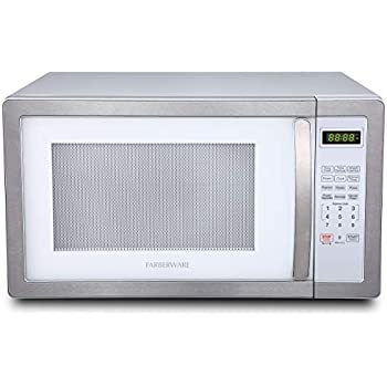 Amazon.com: Kenmore 0.9 cu. ft. Microwave Oven - White ...