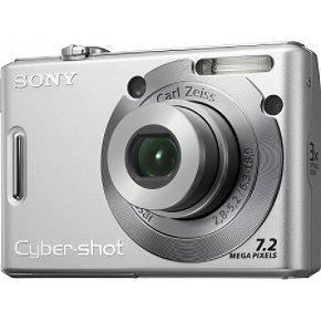 Sony DSC-W35 7.2 Megapixel Cyber-shot(R) Digital Camera