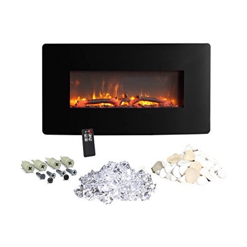 electric fireplace 35 inch - 8