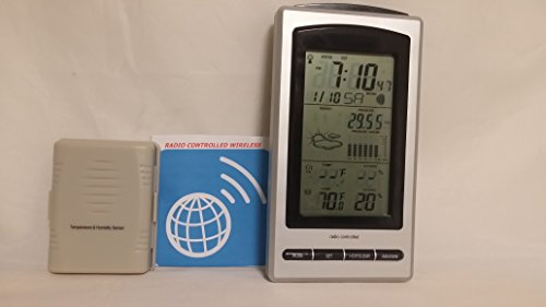 Weatherspy2 0 Ws 1066 Radio Controlled Advanced