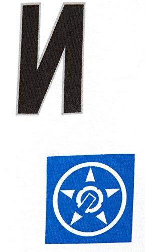 Unit T-Shirt Company Weiß