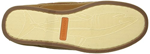Margaritaville Mens Light Boat Shoe Shoe Tan