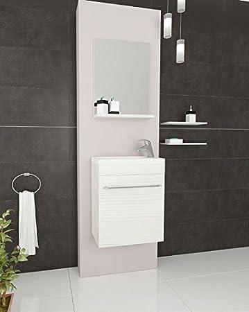 Amazon.de: Mobile-Badezimmer Moderne ausgesetzt 42 cm Kleine Räume ...