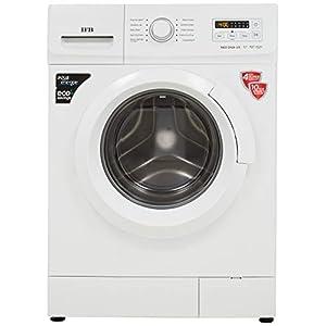 IFB 6 Kg 5 Star Fully-Automatic Front Loading Washing Machine (NEODIVA-VX, White, Cradle Wash,Aqua Energie,Laundry Add…