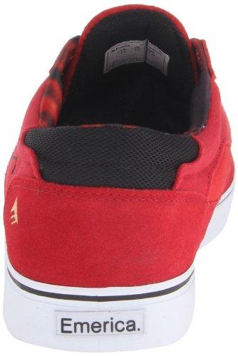 Emerica THE PROVOST, Sneaker uomo Turchese(rojo)