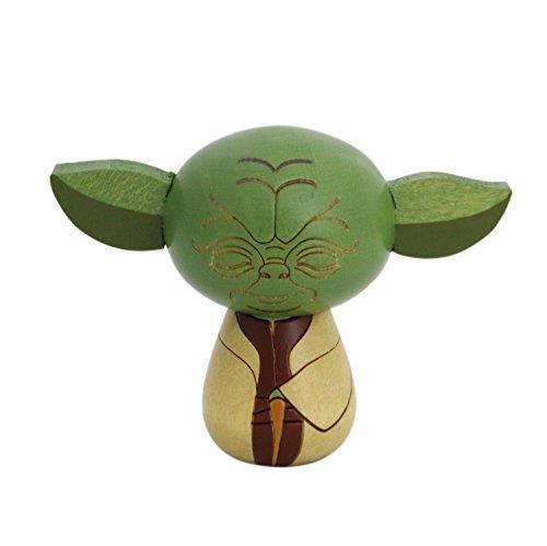"Star Wars Handmade Wooden ""Usaburo"" Kokeshi Doll"
