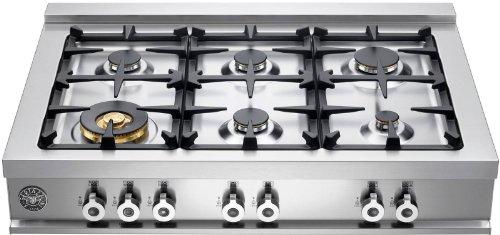 Bertazzoni 36 6 Burner Rangetop product image