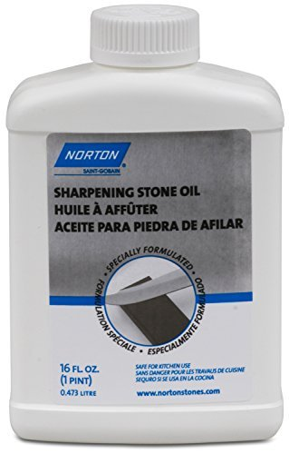 Norton Sharpening Oil - One Pint