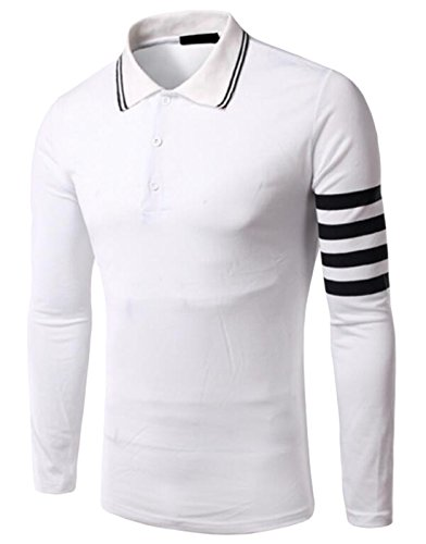 acquaa-mens-winter-new-long-sleeved-polo-shirt-white-m