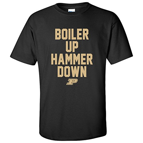 As33   Purdue Boilermakers Fight Song Sport T Shirt   Medium   Black