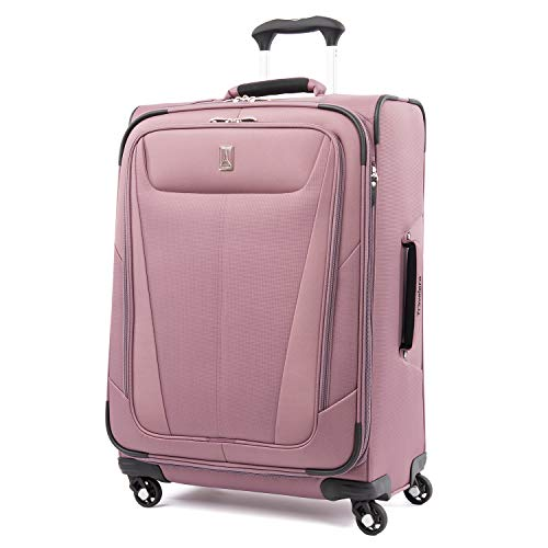 826a17a6c Travelpro Luggage Maxlite 5 Lightweight Expandable Suitcase , Dusty Rose