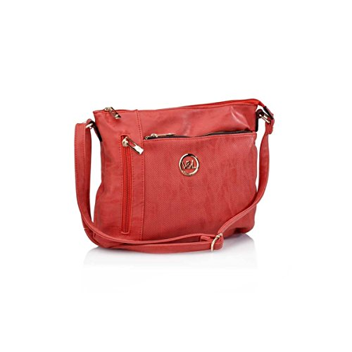 Victorio & Lucchino Bolso de Mujer Outlet 16362 Rojo
