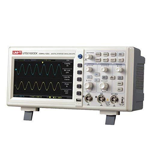 UNI-T 7730071 Digital Storage Oscilloscope, White/Grey by Uni-T (Image #4)