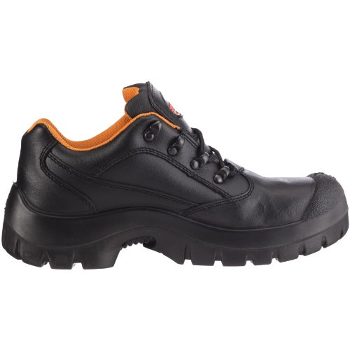 Gevavi Safety Gevavi Safety GS 41 GEVGS41 - Zapatos de cuero para hombre Negro