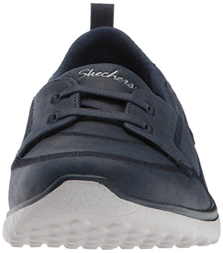 Skechers Sport Dames Microblaster De Liefste Sneaker Navy
