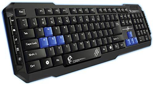 DragonWar Desert Eagle Gaming Keyboard GK-001