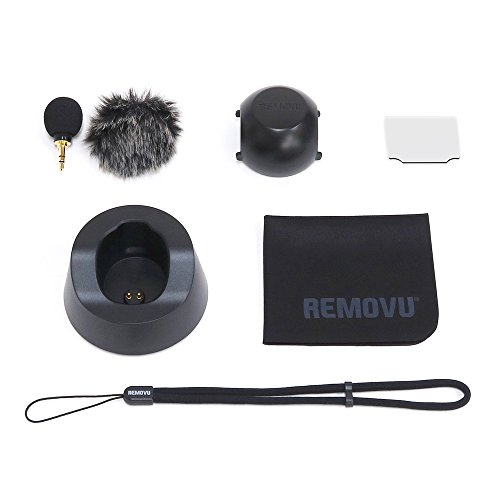 REMOVU K1 Accessory Kit by Removu